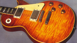 速報! 『The Beauty Of The Burst』表紙をモチーフとしたTom Murphy Burst限定発売 Gibson / 1959 Les Paul Reissue Murphy Burst BOTB Cover (Japan Limited 2014)