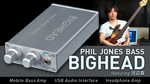 PHIL JONES BASS / BIGHEAD featuring 河辺真 PHIL JONES BASS / BIGHEAD