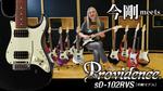 Providence Guitar sD-102RVS[今剛モデル]