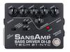 【テック21】日本限定! 5&6弦ベース対応のサンズアンプ・ベース・ドライバーDI Tech 21 / SansAmp BASS DRIVER DI-LB