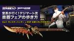 ESP / モンスターハンター × ESP 炎剣リオレウスギター