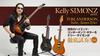 ハイエンド・コンポーネンツ・ギターをケリー・サイモンが徹底試奏! Part1 TOM ANDERSON / Suhr / James Tyler