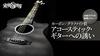 メリットだらけのオール・グラファイト製ギター、RainSong RainSong