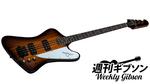 モダナイズされたエレクトリック・ベース Thunderbird Bass 2015 Gibson USA / Thunderbird Bass 2015