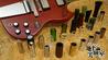 スライド・バーの素材/形状/重さでギターの音はどう変わるのか? スライド実験