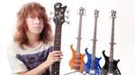 Freedom Custom Guitar Research / Dulake Libero & Dulake Flat