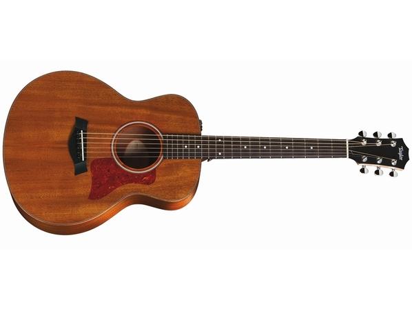【Taylor/GS Mini-e Mahogany】人気のミニ・ギター・シリーズにマホガニー・トップのエレアコ登場!