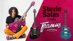 Stevie Salas meets Framus Idolmaker & Panthera II Framus Idolmaker、Panthera II