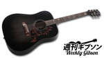 暗闇から鮮やかな赤い光を放つハチドリ Eric Church Hummingbird Dark Gibson Acoustic / Eric Church Hummingbird Dark