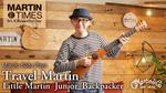 """斎藤誠が弾く!いつでもどこでも楽しめる""""トラベル・マーティン"""" Martin / Little Martin、Junior、Backpacker"""