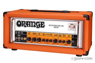 for Rockerverb,Thunderverb Orange Model #FS-2 Dual Channel Amplifier Footswitch