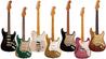 【Fender Custom Shop】フェンダーカスタムショップが2017年下半期のニュー・モデルを発表 Fender / 2017 LTD '59 STRATOCASTER HEAVY RELIC