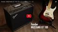 Fender / MUSTANG GT 100