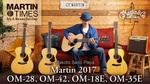 Martin / OM-28、OM-42、OM-18E、OM-35E、OMJM John Mayer