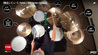 Paiste / 900 Series Cymbals Paiste / 900 Series Cymbals