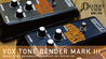 TONE BENDER MKIII -Pt.2- リバース、ゲルマ、そしてシリコン VOX/TONE BENDER MKIII