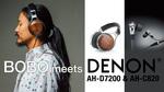 DENON / AH-D7200、AH-C820
