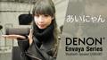 あいにゃん(SILENT SIREN)× DENON Envaya Bluetooth SPEAKER DSB50BT