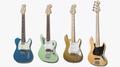 【Fender/American Original】オリジナルのビンテージ・スペックとモダンな演奏性が融合した新シリーズ