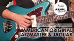 Fender/American Original Jazzmaster & Jaguar
