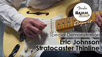 Fender/Eric Johnson Stratocaster Thinline