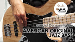 Fender/American Original Jazz Bass