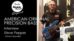 Fender/American Original Precision Bass