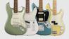 【Fender/Player Series】リーズナブルかつ多様性と革新性に満ちた新シリーズがお披露目! Fender/Player Series