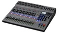 【ZOOM/LiveTrak L-20】マルチトラック録音とオーディオI/O機能を持つライブ向き20chミキサー