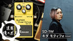 BOSS / SD-1W