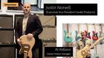 【Fender/NAMM2020】開発部門のトップが考える、フェンダー製品の魅力 Fender / NAMM Show 2020 New Model