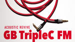 ネクストレベルのノイズレス・サウンド!ACOUSTIC REVIVE / GB-TripleC-FM ACOUSTIC REVIVE / GB-TripleC-FM