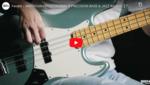 Fender / AMERICAN PROFESSIONAL Ⅱ PRECISION BASS & JAZZ BASS Fender / AMERICAN PROFESSIONAL Ⅱ