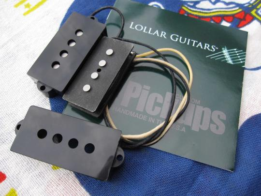 LOLLAR PICKUPS Precision Bass Split-Coil