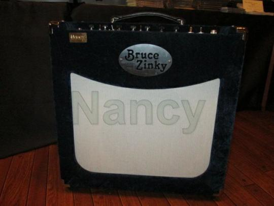 NancySound BruceZinky NS-2
