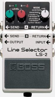 BOSS LS-1 Line Selecter