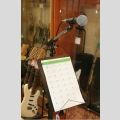 KIKUTANI MUSIC MEB マイクスタンド用譜面台
