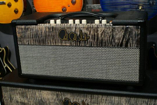 Paul Reed Smith(PRS) {BUG} The Recording Amp SET  Charcoal Finish (幻のPRSアンプ)