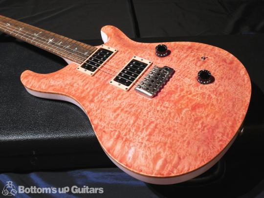 Paul Reed Smith(PRS) {BUG} 1991 Signature #92x Quilt -Bonnie Pink- 超希少なボニーピンクシグネチャー!