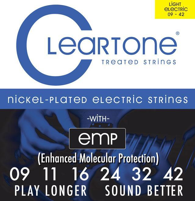 Cleartone 9409 Ultra Light 09-42 for Electric