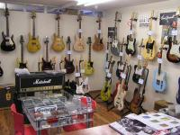 Guitar Shop B-West 神戸