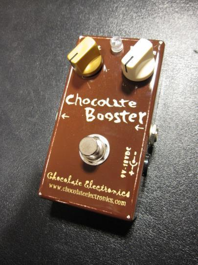 Chocolate Electronics Chocolate Booster