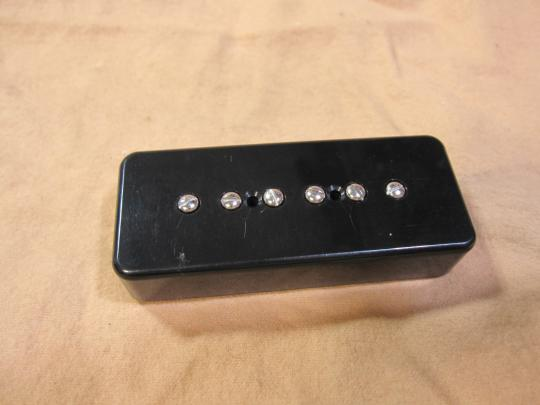 GRINNING DOG P90 Style Pickup / G-SOAP / A5 Model (bridge) / Black Cover