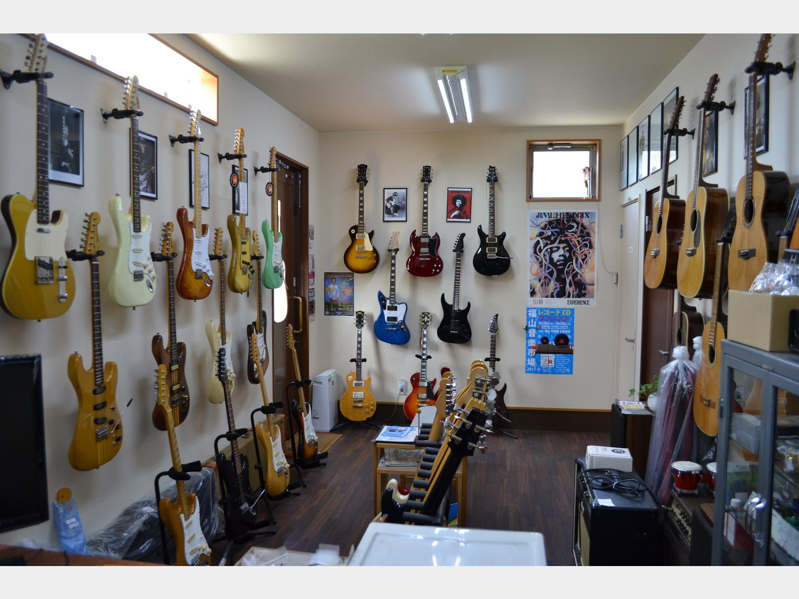 guitar gallery SWEET SOUND