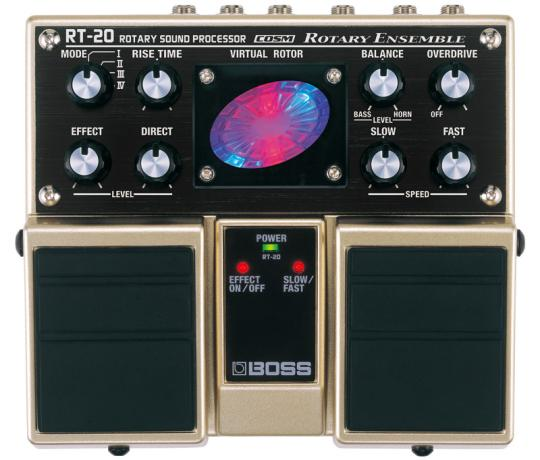 "BOSS RT-20 Rotary Sound Processor ""ROTARY ENSEMBLE """