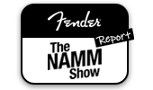 Fender NAMM Show Report 2020