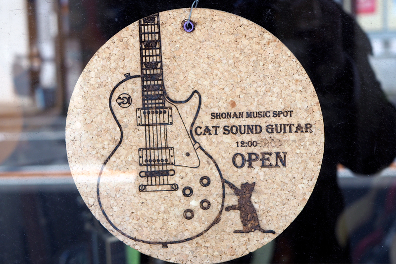 cat sound guitar