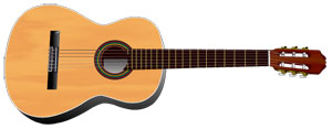 デジマートはじめようアコースティックギター 種類ボディサイズ材質