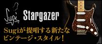 【製品レビュー】Sugi Guitars / Stargazer