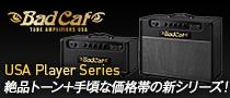 【製品レビュー】BadCat / USA Player Series